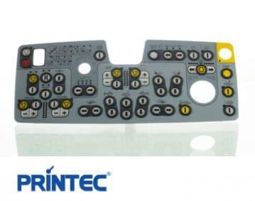 membrane switch manufacturer printec