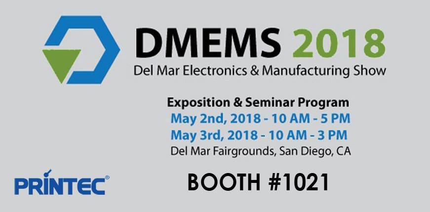 delmar electronics show 2018