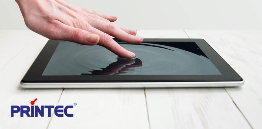 custom touchscreen types